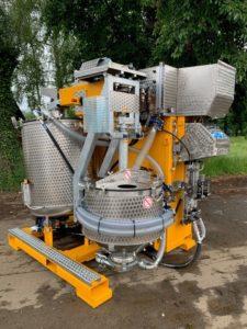 Lebotec levert Obermann MAT AVS 110-63-E groutunit af.