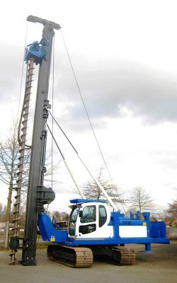 Concrete Screw Drilling Rigs