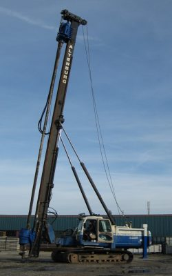 From Piling to Drill Equipment