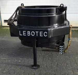 Lebotec levert alweer een  boorreiniger .